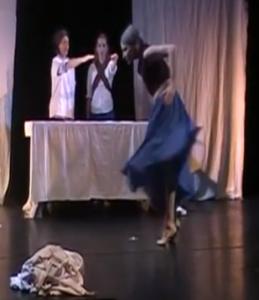 Marie-Pierre Genovese dans Portrait de Femmes niçoises