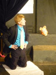 Marie-Pierre Genovese dans La nuit remue Théâtre