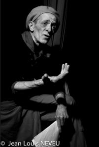 arie-Pierre Genovese dans Le grand voyage Théâtre