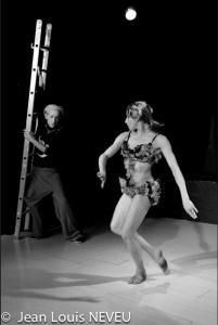 Marie-Pierre Genovese dans Le grand voyage Théâtre