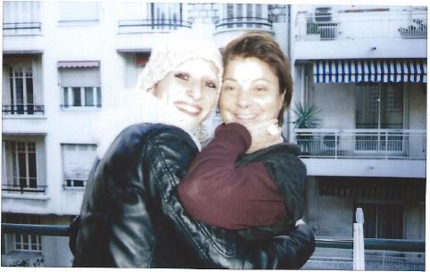 Marie-Pierre Genovese et Bernadette Vissyrias