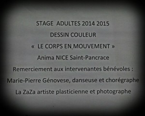 Marie-Pierre Genovese et Isa dite Lazaza