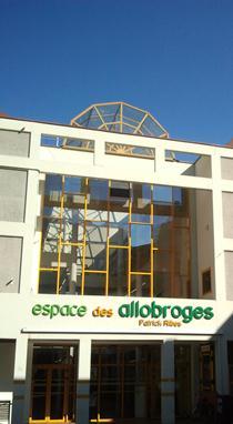 Solo Narcisse par Marie-Pierre Genovese à la Maison des Allobroges Cluses 74