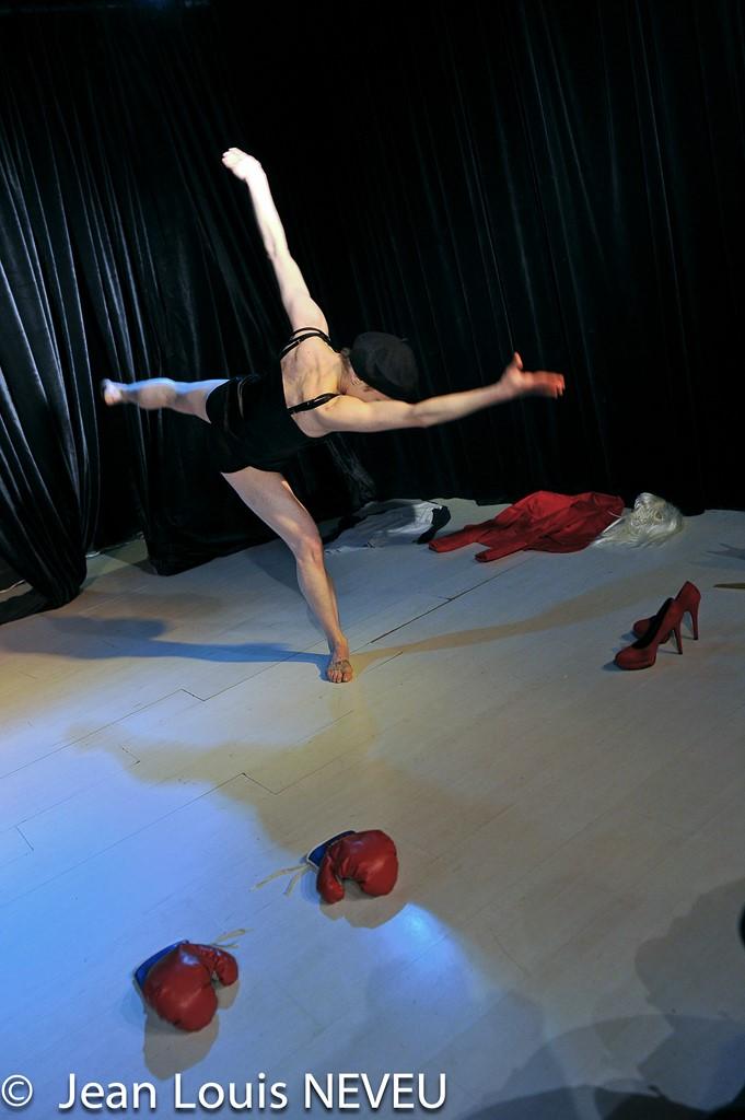 Solo Narcisse avec Marie-Pierre Genovese Théâtre Eau Vive Nice 06