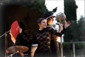 Marie-Pierre Genovese et Carol Nakari