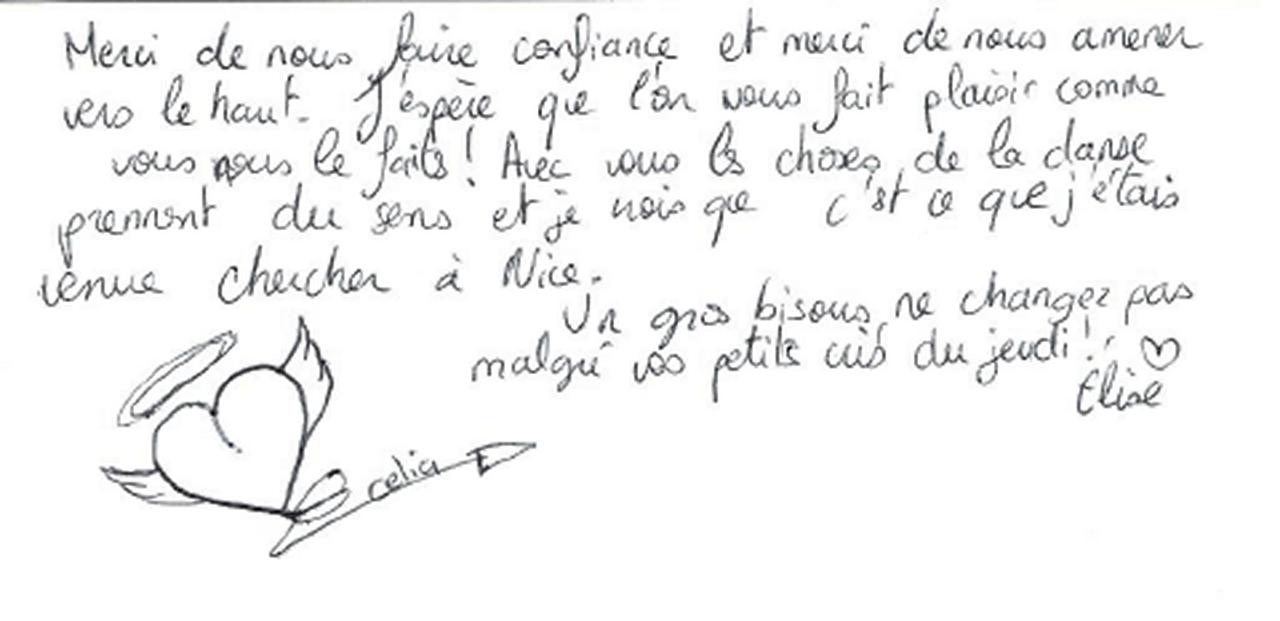 Marie-Pierre Genovese et Fac