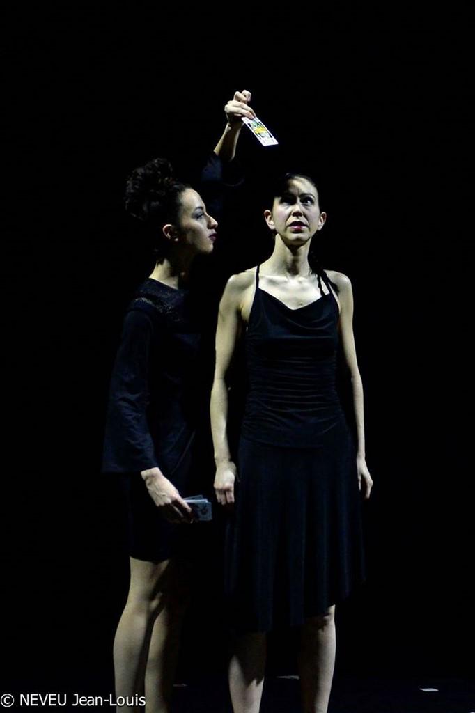Marie-Pierre Genovese et Juliette de Neveu