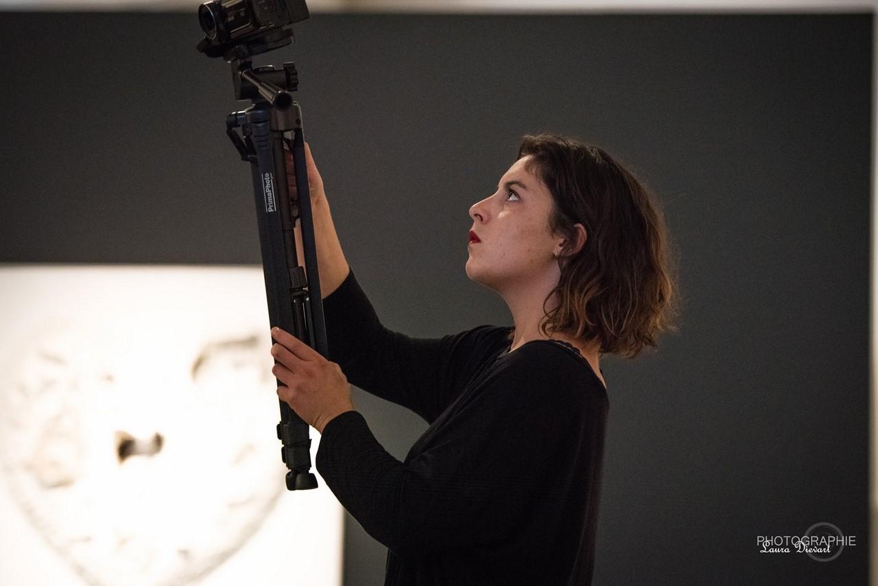 Marie-Pierre Genovese et photos Women in the dark