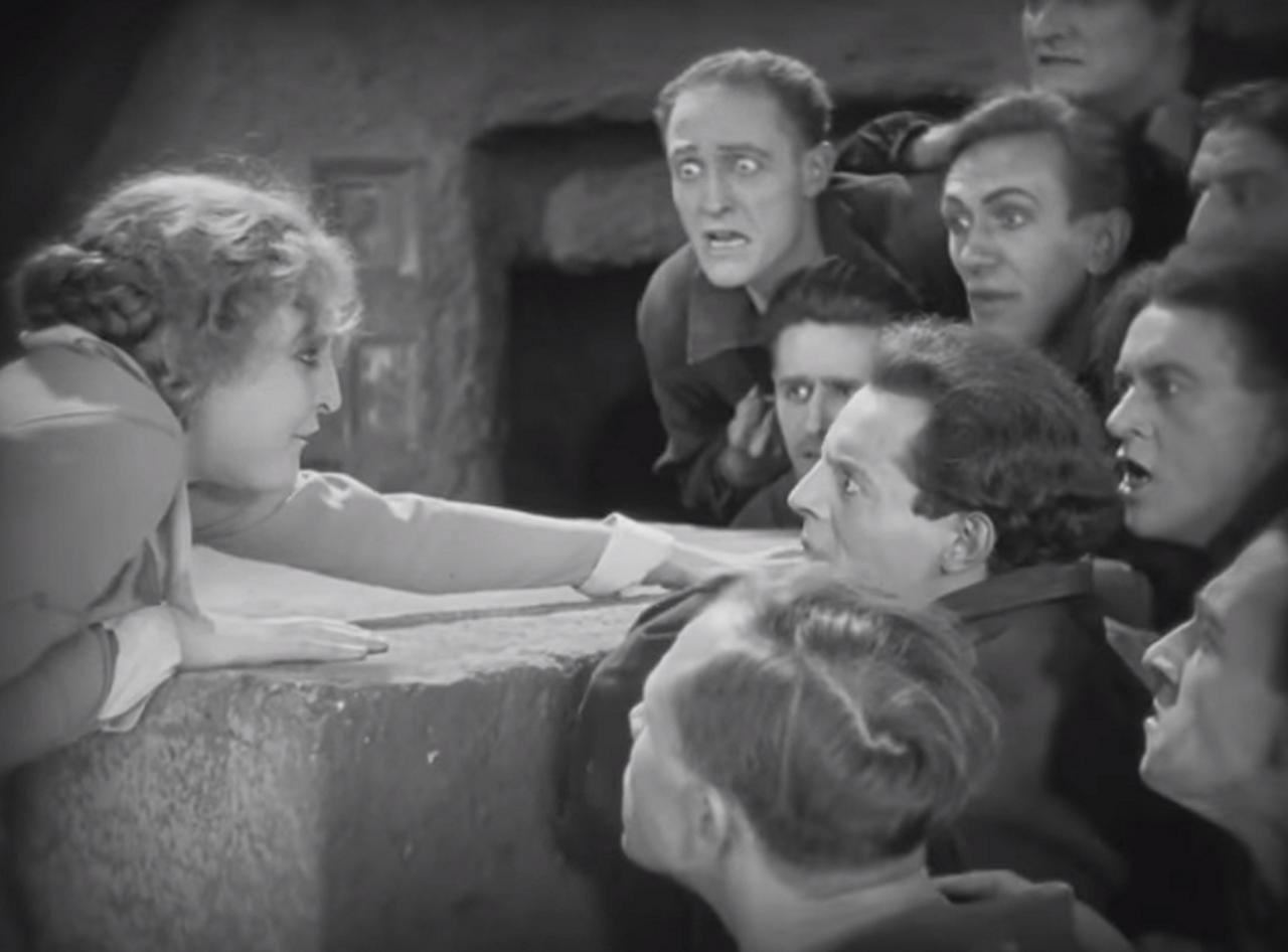 Marie-Pierre Genovese et Métropolis captation film