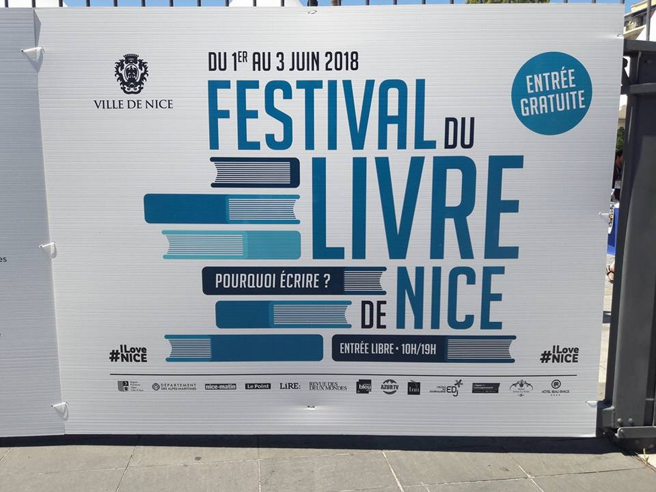 Marie-Pierre Genovese et les derniers géants Festival