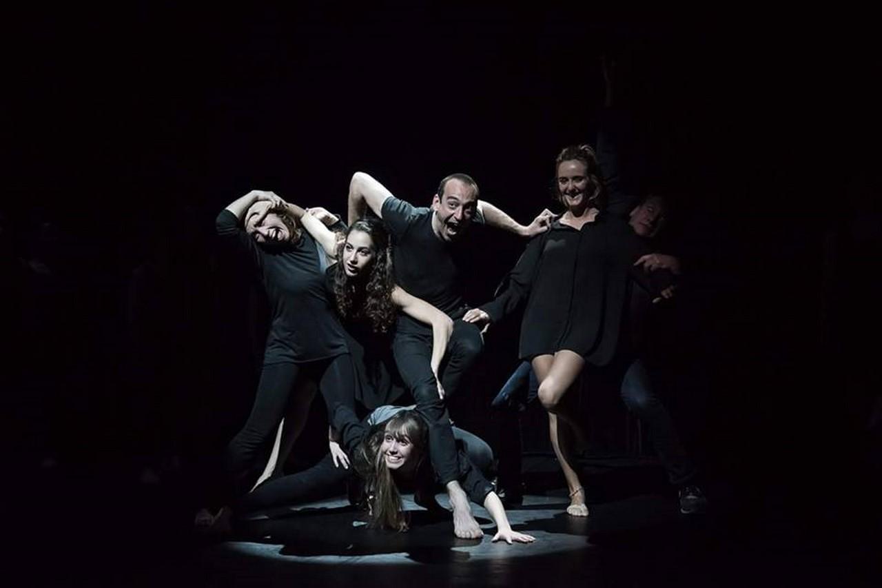 Marie-Pierre Genovese Impro'Danse photos