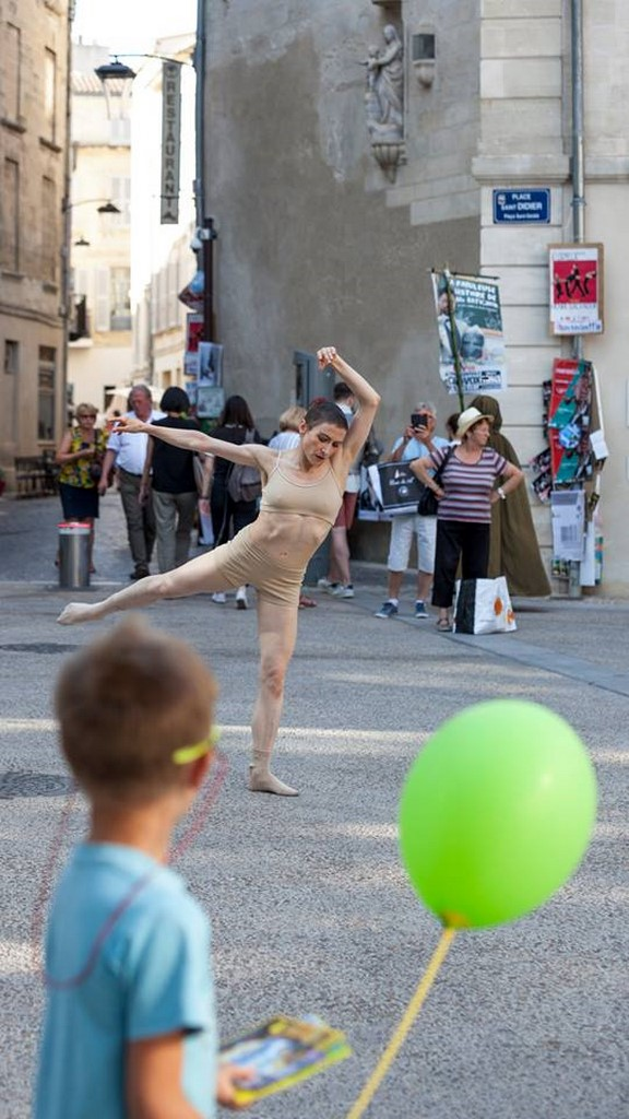 Marie-Pierre Genovese Festival Off Avignon