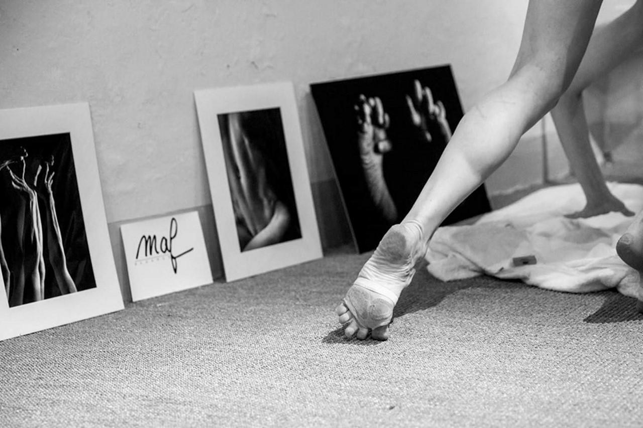 Marie-Pierre Genovese Performance Arles Juillet Photos