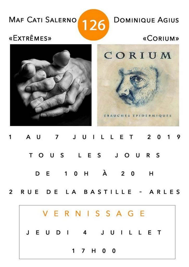 Marie-Pierre-Genovese Performance Arles Juillet