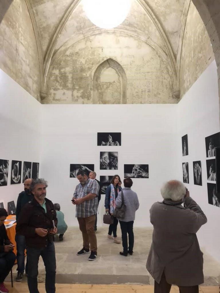 Marie-Pierre Genovese Performance Arles Photos