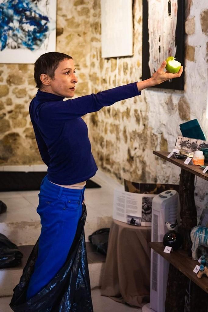 Marie-Pierre Genovese Performance Instinct Vence Lara